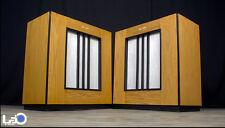 "Rare Tru-Sonic / Trusonic 15"" Speaker Cabinets Pair (Worldwide Shipping) Altec"