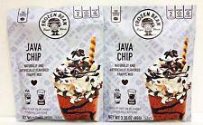 Frozen Bean Java Chip Latte Frappe Mix 3.35 oz  ( 2 pack )