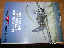 Les Combats du Ciel OSPREY DelPrado n°18 Curtiss Helldiver en Action