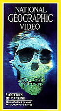 National Geographic Video - Mysteries of Mankind (VHS, 1997)