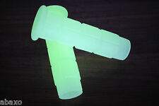 OURY GRIPS GLOW IN THE DARK BICYCLE HANDLEBAR BAR GRIPS