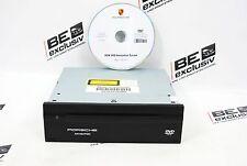 Porsche Cayenne S 955 Navigationssystem Navigation DVD 7L5919859AG 7L5919969D