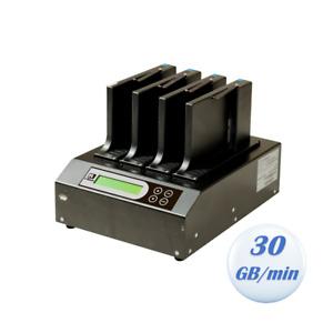 Ureach 1:3 SATA III HDD/SSD Hard Dirve Duplicator/Sanitizer 30GB/Min IT300U