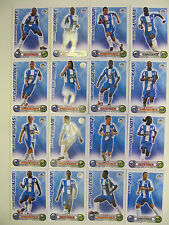Topps Match Attax Trading Cards 2008/09: Wigan (Choose Player from List)
