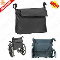 Backpack Bag Storage For WheelChair 14 X 19 Inch Waterproof Fabric Lightweight