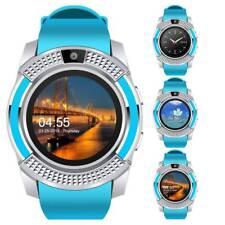 Smart Watch Bluetooth Phone Calls Speakerphone for Samsung J3 J5 J6 J7 J7 Prime