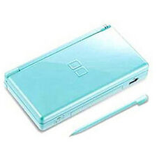 Neuf Ice Blue Bleu Glacé Nintendo ds lite Console System and free Protect Films