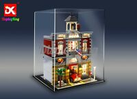 DK- display case for LEGO Creator Fire Brigade 10197( AUS Top Rated Seller)