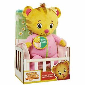 Daniel Tigers Neighborhood Cute and Cuddly Baby Margaret Plush Pink Yellow