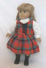 """Doll Clothes AG 18"""" Skirt Kirstens Dirndl Pioneer Style Fits American Girl Dolls"""
