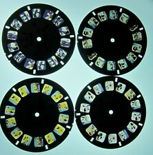 Shoes - Shellys Kickers and more View-Master 4 Advertising Test Reels Great 3-D!