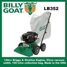 Billy Goat LB352 Wheeled Leaf Vacuum
