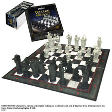 Harry Potter Wizard Chess Set - Scacchiera NOBLE COLLECTIONS