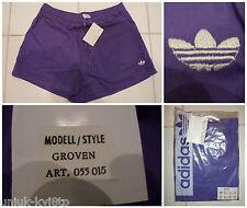 Vtg ADIDAS Tennis Shorts Sports Original 80s Casuals OG Sporthose Retro Mens D56