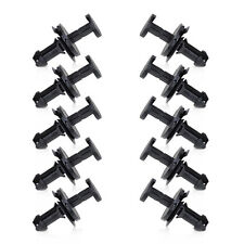 10x Lower Air Deflector Retainer Clips Fit For Chevrolet Silverado 1500 HD 01-07