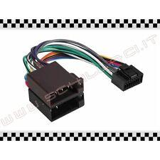 C23 cavo adattatore ISO autoradio KENWOOD 16 pin connettore