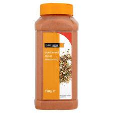 Blackened Cajun Seasoning Mix 590g for Marinades Dipping Sauce | Chefs Larder