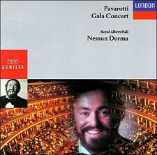 Luciano Pavarotti: Gala Concert at the Royal Albert Hall 1991 by Pavarotti, Luci