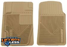 Husky liner 51113 Tan HD Front Floor Mats for 1980-11 Acura CL/Tacoma 2/4WD