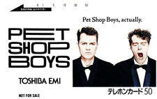 PET SHOP BOYS//DUSTY In Private UK sheet music