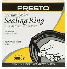 Presto Pressure Cooker Sealing Ring - Genuine Replacement Part #09908