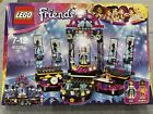 Lego Friends Set # 41105 Star Show Stage Pre Owned 100% Complete