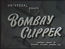 BOMBAY CLIPPER 1942 (DVD) WILLIAM GARGAN, IRENE HERVEY
