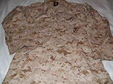 USMC Desert Marpat Camouflage Set Jacket and Pants Size Medium Regular