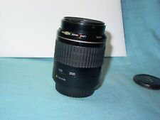 "Canon  EF   80-200 mm/ 1: 4,5-5,6   ""ULTRASONIC """