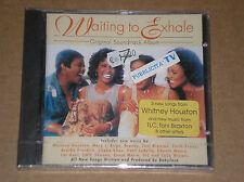 WAITING TO EXHALE: SOUNDTRACK (WHITNEY HOUSTON) - CD SIGILLATO (SEALED)