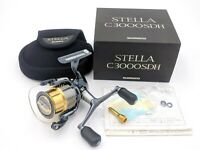SHIMANO 10 STELLA C3000SDH SPINNING REEL Freshwater Fishing from Japan