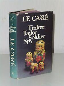 SIGNED 1st Print Tinker Tailor Soldier Spy John le Carre Hodder 1974 UK HB