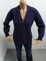 Maglione CALVIN KLEIN Donna taglia size L maglia maglietta sweater woman p 5355