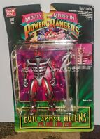 Mighty Morphin Power Rangers Evil Light Lord Zedd Action Figure (NEW) Bandai