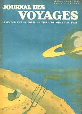 REVUE JOURNAL DES VOYAGES N°25. 1946.
