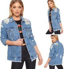 altri giacche da donna blu cotone