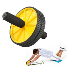 New Roller Wheel for Abdominal Exercise Strengthening Fitness Gym Workout Core