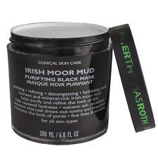 Peter Thomas Roth Irish Moor Mud Purifying Black Mask 200ml/6.8oz - Not Sealed