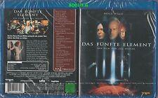 AA Blu-ray | Das fünfte Element - Bruce Willis / Gary Oldman / Ian Holm  NEU/OVP