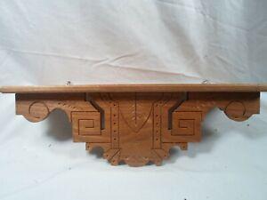 East lake / Victorian style wood shelf