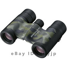 Nikon ACULON W10 10x21 Camouflage 1m Waterproof Hunting Travel Sports Binoculars