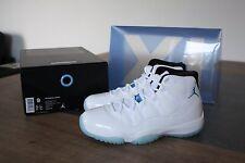 Nike Air Jordan 11 Legend Blue Columbia 42.5 9 Yeezy Bred Lebron SB Concord 1 2