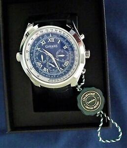 GAMAGES of LONDON Limited Edition Rotating Sports Automatic Gent's Watch