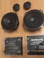Helix S5 Competition 13cm Hi-End Speakers