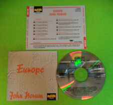 CD EUROPE John Norum 1992 Il Grande Rock CDDEA 2284 no lp vhs mc dvd (CS30)*