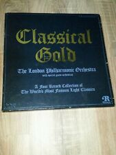 4 X Lp Classical Gold The London Philharmonic Orchestra Rtd-4 2020 Vinyl Record
