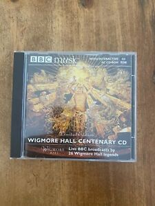 RARE BBC MUSIC WIGMORE HALL CENTENARY CELEBRATION CD LIKE NEW