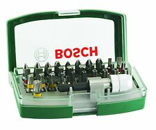 Bosch 32 Piece XR Professional Magnetic Screwdriver Bit Accessory Set