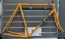 Vintage Eddy Merckx Frame Corsa 1980's Columbus SL Tubing 55cm Molteni Orange