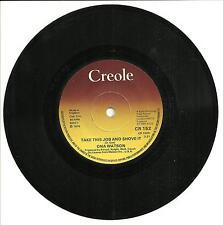 ONA WATSON - TAKE THIS JOB AND SHOVE IT - CREOLA - 1978 - COUNTRY POP, JAZZ